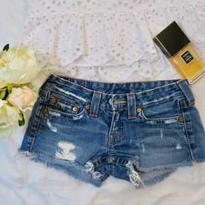 True Religion Jeans Shorts - 26